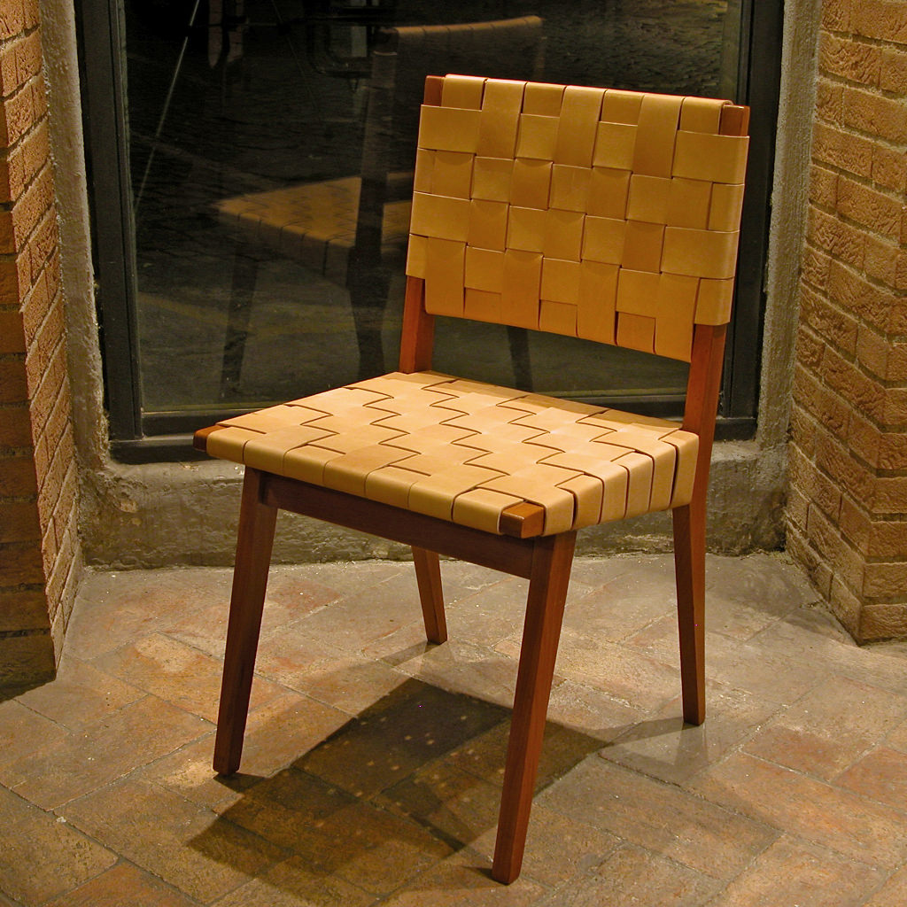 Jens Risom Side Chair Restored Classics Dario Alfonsi